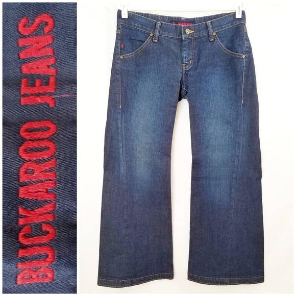 Buckaroo Denim - Buckaroo Modern Vintage Wide Leg Jeans